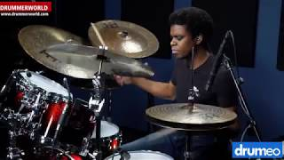 Rodney Holmes: Ghost - cool drumming!!