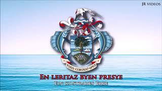 Nationalhymne der Seychellen (SC/DE Text) - Anthem of Seychelles (German)