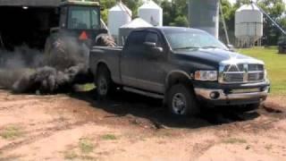 Dodge Ram 2500 Cummins Diesel