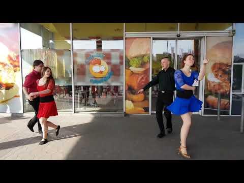 2016-os tánctábor 1.turnusának koreográfiái