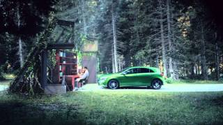 "Mercedes-Benz A-Klasse: Der Film ""Configuraction"""