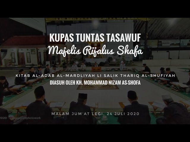 LIVE [Live] MAJELIS RIJALUS SHAFA – MALAM JUM'AT LEGI 24 Juli 2020 | Part 3