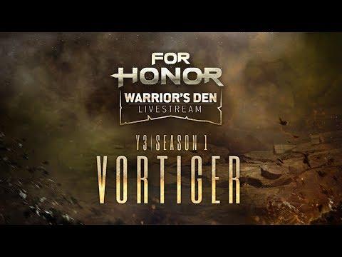 For Honor: Warrior's Den LIVESTREAM April 18 2019   Ubisoft