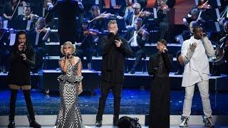 Pentatonix - Star Wars Tribute | American Music Awards 2015