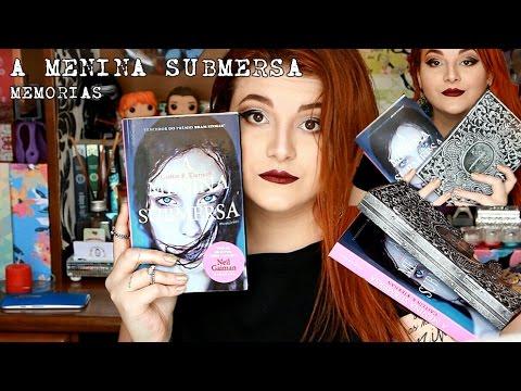 A Menina Submersa - Memórias | RESENHA