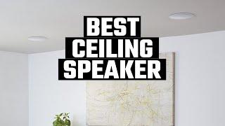 Best Ceiling Speaker 2021