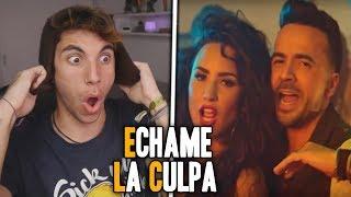 DEMI LOVATO cantando en ESPAÑOL con LUIS FONSI | Échame La Culpa |