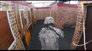 Kill House - Army Reserve Live Ammunition Shooting Range