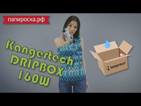 Kangertech Dripbox 160W TC - видео 1
