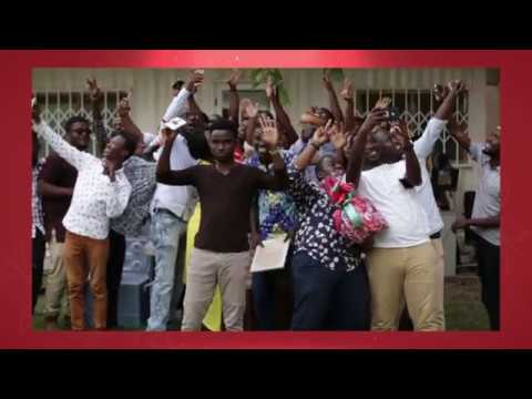 Pulse Xmas video: Ringier Ghana Limited end of year party 2016