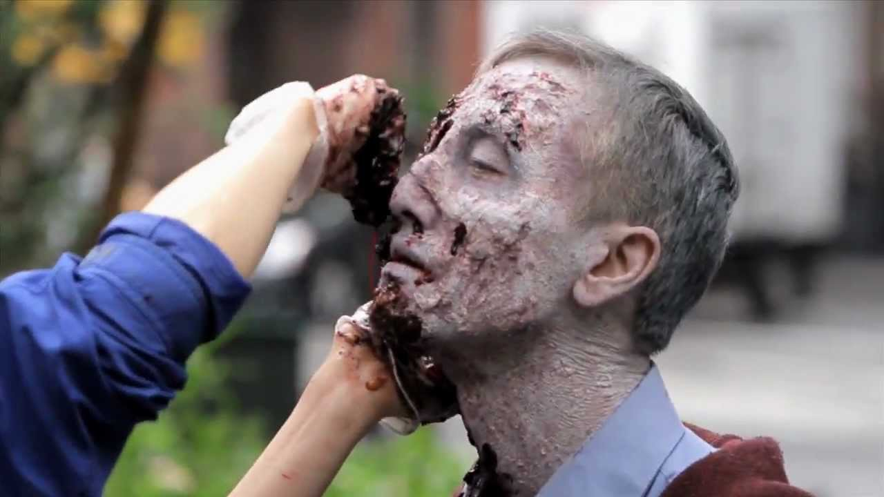 Are New Yorkers As Unfazed By Zombies As They Are By Public Poopers? Lets Find Out.