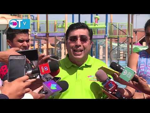 Parque Acuático recibirá a visitantes en horario especial de vacaciones escolares