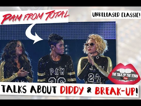 UNRELEASED! Pam from Total Opens Ups About Group Break Up, Diddy, Biggie & More!