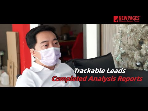 Trackable Leads and Complete Analysis Report - Nicholas Teo - Advance Lube Enterprise Sdn Bhd