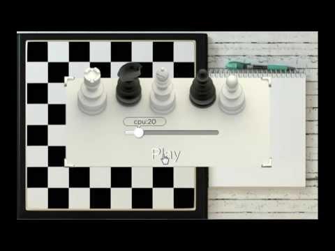 Видео шахматы 3d