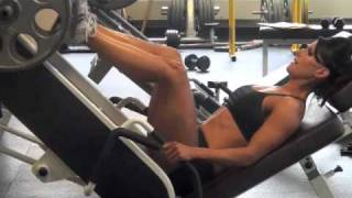 Calgary Fitness Tutorial: Leg Press