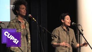 Dominique Christina & Denice Frohman - No Child Left Behind