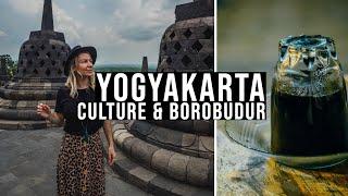 TRAVEL YOGYAKARTA | Culture, Traditions, Street Food & Borobudur Temple | BEYOND BALI INDONESIA