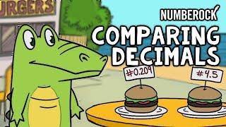 Comparing Decimals | Less Than And Greater Than Decimals | Grades 4-6