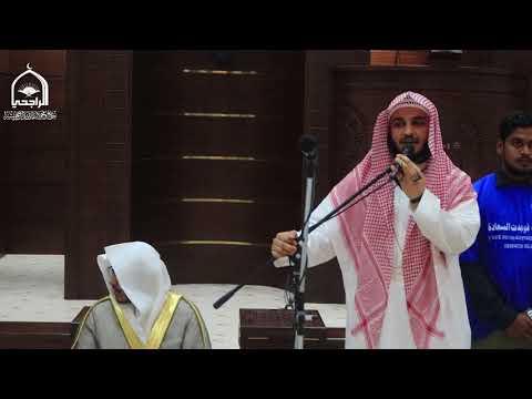 اسلام مسلم جديد في مجمع عبدالله الراجحي بشبرا