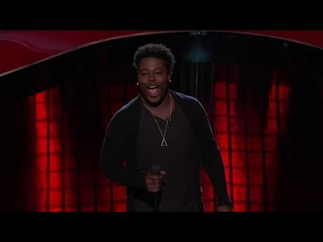 The Voice 2017 Blind Audition   Chris Weaver   'Try a Little Tenderness'