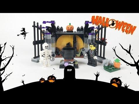 Vidéo LEGO Saisonnier 40260 : Ensemble Halloween