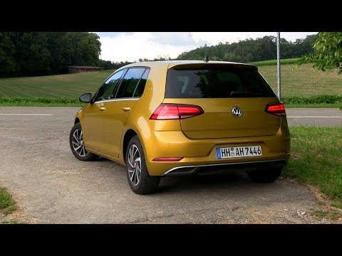 Volkswagen Golf 5 Doors Хетчбек класса C - тест-драйв 1