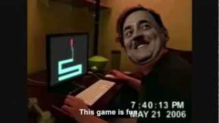 Hitler plays Scary Maze Game
