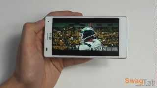 Review: LG Optimus 4X HD | SwagTab