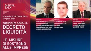 Youtube: Decreto Liquidità: le garanzie sui finanziamenti | Digital Talk parte2: Open Talk | LabLaw
