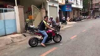 Làm Nồi Honda MSX 125i Chạy Nhẹ Vọt Êm Ái Tại TBK Team 147 Tân Khai P4 Q11 (Bao Hello) 0909774482