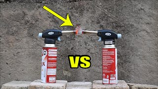 GAS TORCH VS GAS TORCH