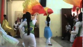 Sumérgeme en tu Gloria (de: BARAK ft. Marcos Yaroide) Danza Sharat Maná