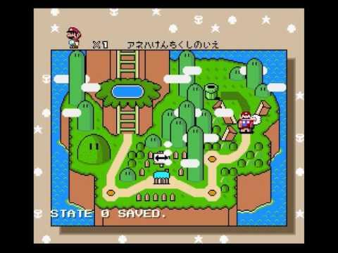 Kaizo Mario World Walkthrough - Kaizo Mario (Blind!) [2