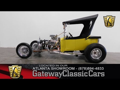 Video of Classic '23 T Bucket Offered by Gateway Classic Cars - Atlanta - L3CV