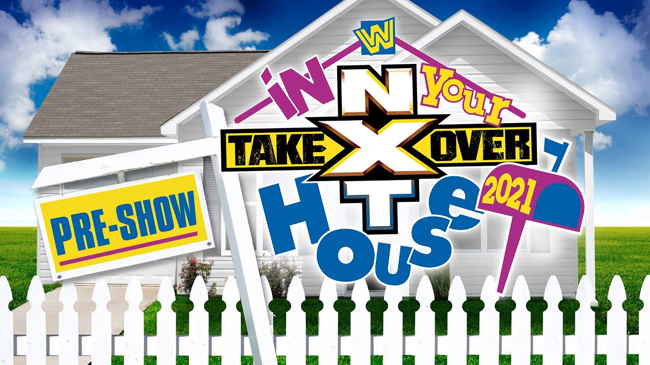 WWE NXT TakeOver: In Your House Pre-Show