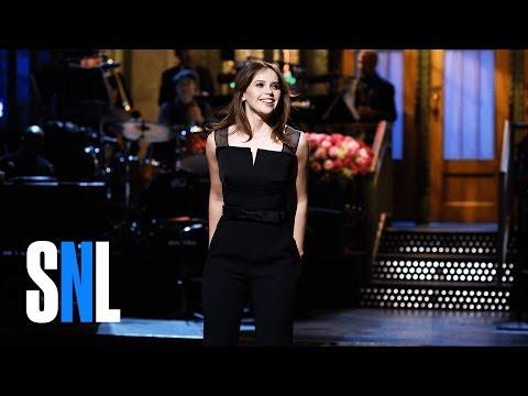 Felicity Jones Monologue - SNL