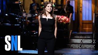 Felicity Jones Monologue  SNL