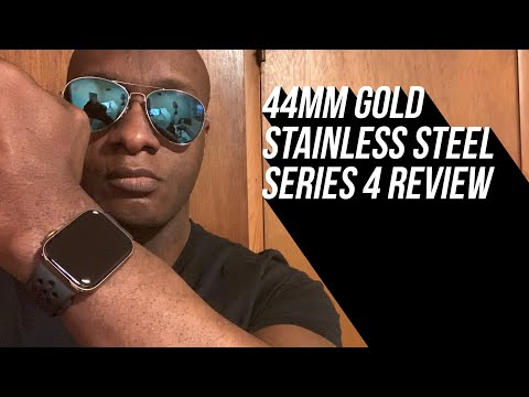 Apple Watch Series 4 Hands On Review - A Potential LIFESAVER!!