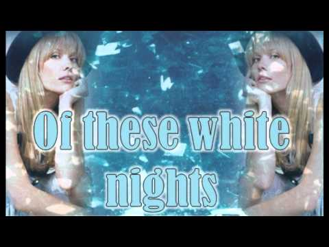 Oh Land - White Nights (LYRICS ON SCREEN)