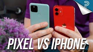 Apple iPhone 12 VS Google Pixel 5 - Sorry Google!