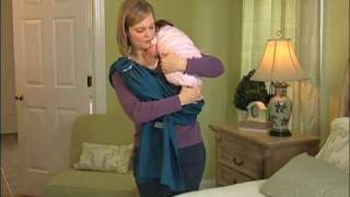 Tummy To Tummy Carry For Maya Wrap Baby Slings