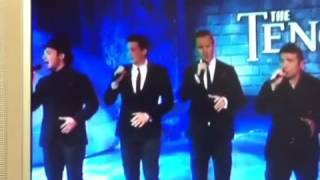 "Tenors singing ""Forever Young"""