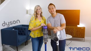 Best Smart Home Tech: Tineco S12 Plus vs Dyson V11 Torque Drive!