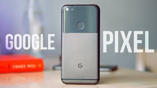 Google Pixel  - лучший Android-смартфон всех времен? [4k]