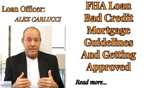 How To Qualify For Mortgage With Bad Credit And Get Approved
