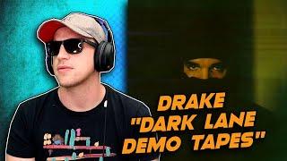 Drake - Dark Lane Demo Tapes REACTION/REVIEW!!!