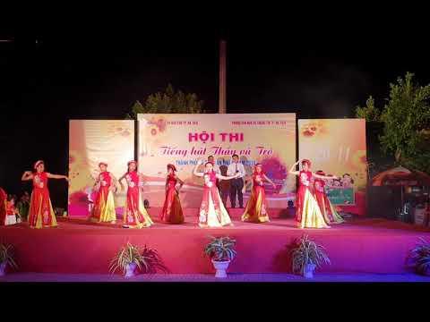 Song ca: Hào khí Việt Nam - Biểu diễn: Viết Duy - Hà Trung - THCS Đông Hồ 1
