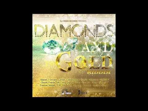 Diamonds And Gold Riddim Mix {DJ Frass Records} @Maticalise