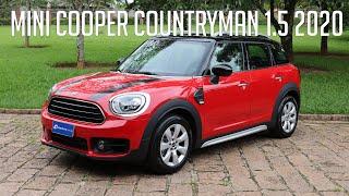 Avaliação: Mini Cooper Countryman 1.5